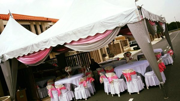 Wedding Arabian Canopy