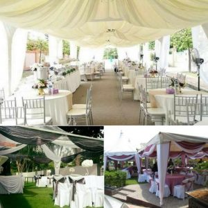 Canopy Rental Services in Johor Bahru