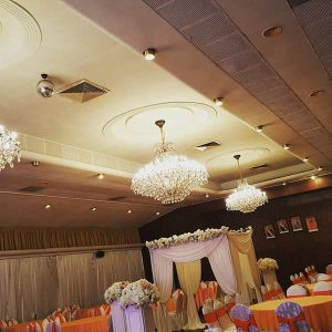 Catering & Hall Decoration At Dewan Banquet Royal Johor Country Club (RJCC) 2