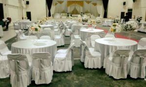 Catering & Hall Decoration At Dewan Majidee JB 1