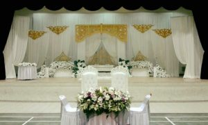 Catering & Hall Decoration At Dewan Majidee JB