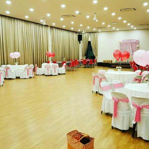 Catering & Hall Decoration At Sunway Lenang Height