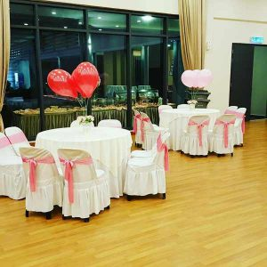 Catering & Hall Decoration At Sunway Lenang Heights 2