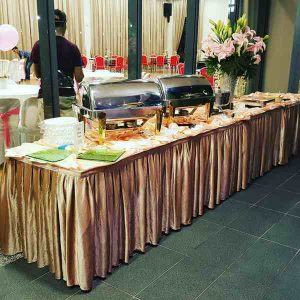 Catering & Hall Decoration At Sunway Lenang Heights 3