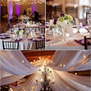 Events Decoration Services + Event Canopy