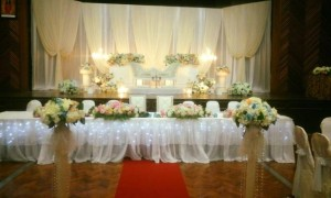 Hall Decoration Indoor White 1