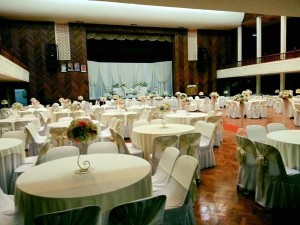 Hall Decoration Indoor White 2