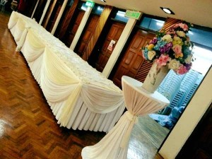 Hall Decoration Indoor White 3