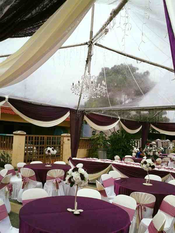 Canopy tent rental johor bahru jb one stop solution transparent canopy service in jb junglespirit Images