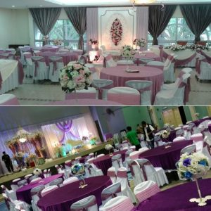 Wedding Packages & Hall Decoration Services In Johor Bahru